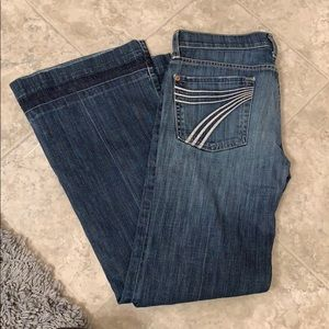 7 FOR ALL MAN KIND- DOJO JEANS